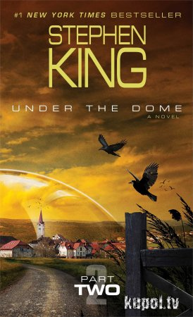 Under The Dome English American Cover