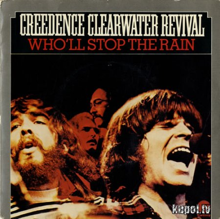 Creedence Clearwater Revival - Who'll Stop the Rain Под куполом