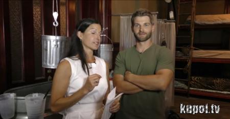 Актеры сериала Под куполом представляют нам новый 3 сезон - видео