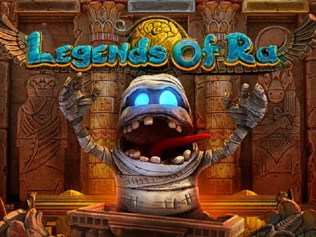 Как играть в игру Legends of Ra и другие игровые автоматы онлайн